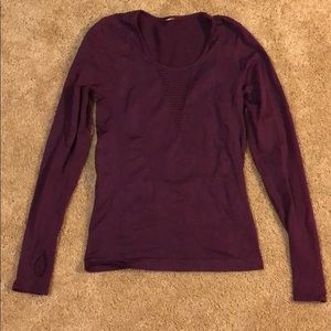 Fabletics fitted long sleeve stop XS